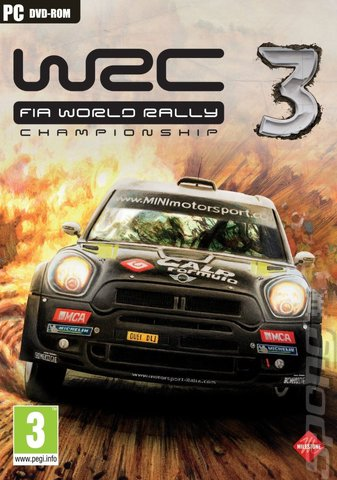 WRC: FIA World Rally Championship 3