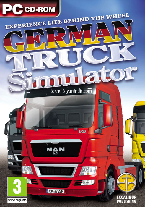 German Truck Simulator