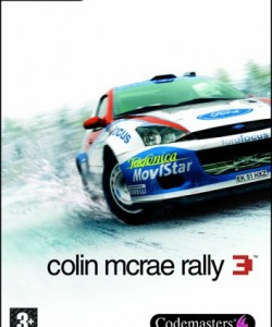 Colin mcrae Rally 3 full torrent oyun
