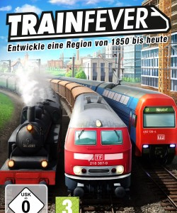 Train Fever usa torrent indir