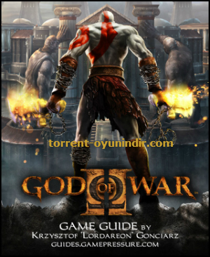 God of War 2 Pc indir