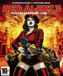 Red Alert 3 Uprising indir