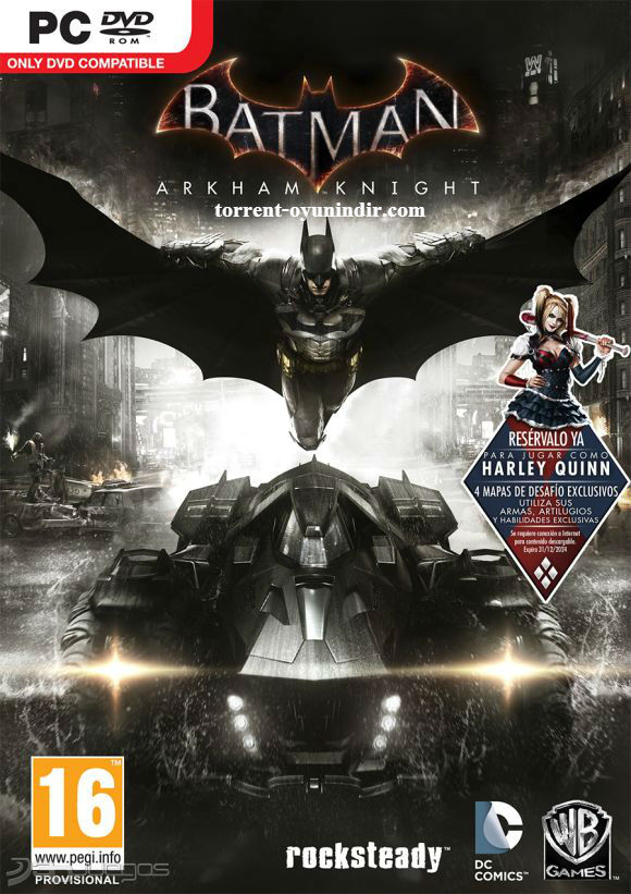 Batman Arkham Knight indir