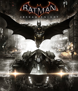 Batman Arkham Knight crack indir