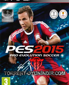 Pro Evolution Soccer 2015 PS3 indir