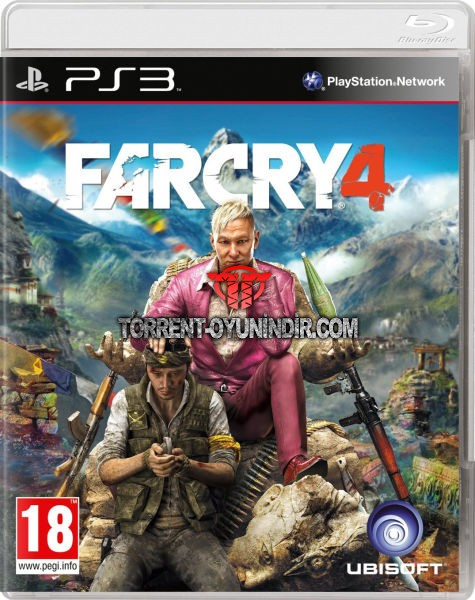 Far Cry 4 PS3 CFW 4.65 indir
