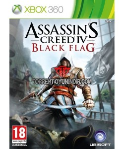 Assassins Creed Black Flag xbox 360 indir