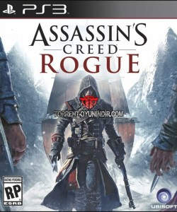 Assassin's Creed Rogue PS3 FULL indir
