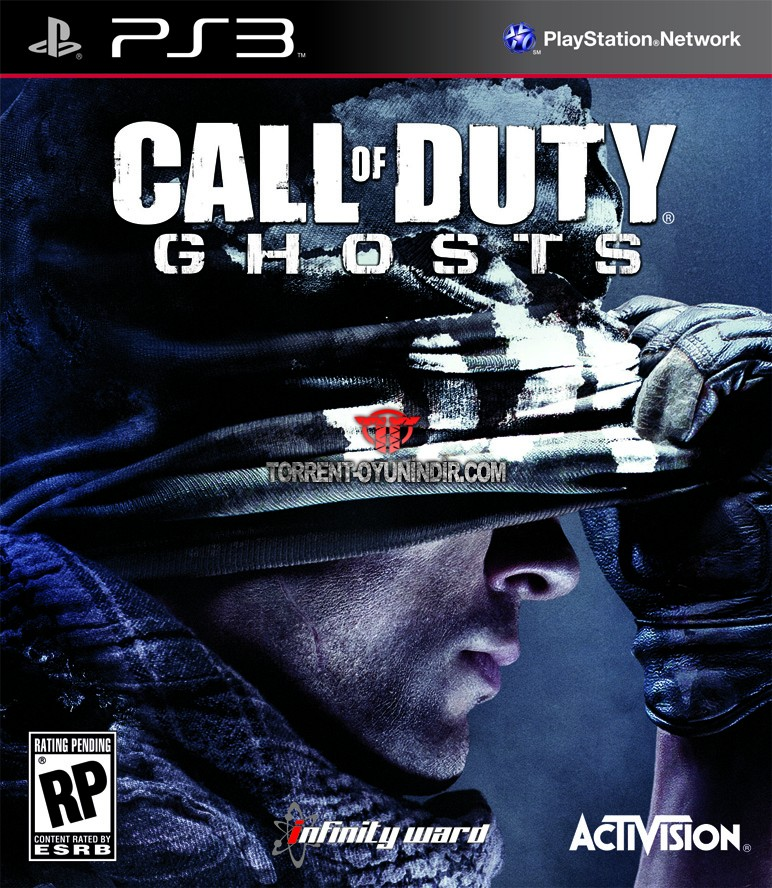 Call of Duty Ghosts PS3 4.50 CFW indir