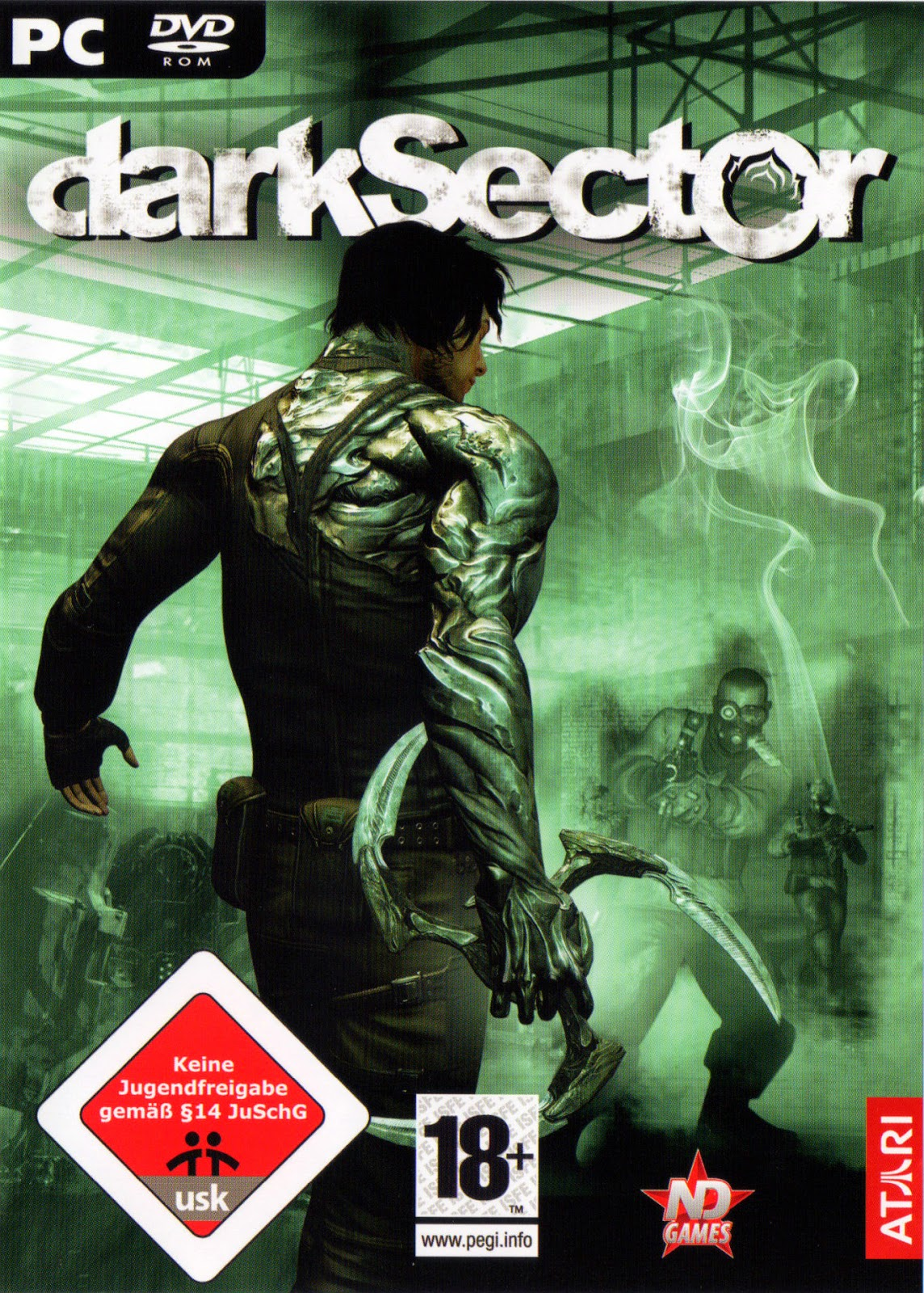 Dark Sector Full indir