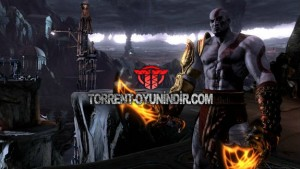 God Of War Collection 1-2 full PS3 indir