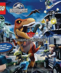 LEGO Jurassic World  PS3  CFW 4.70 indir