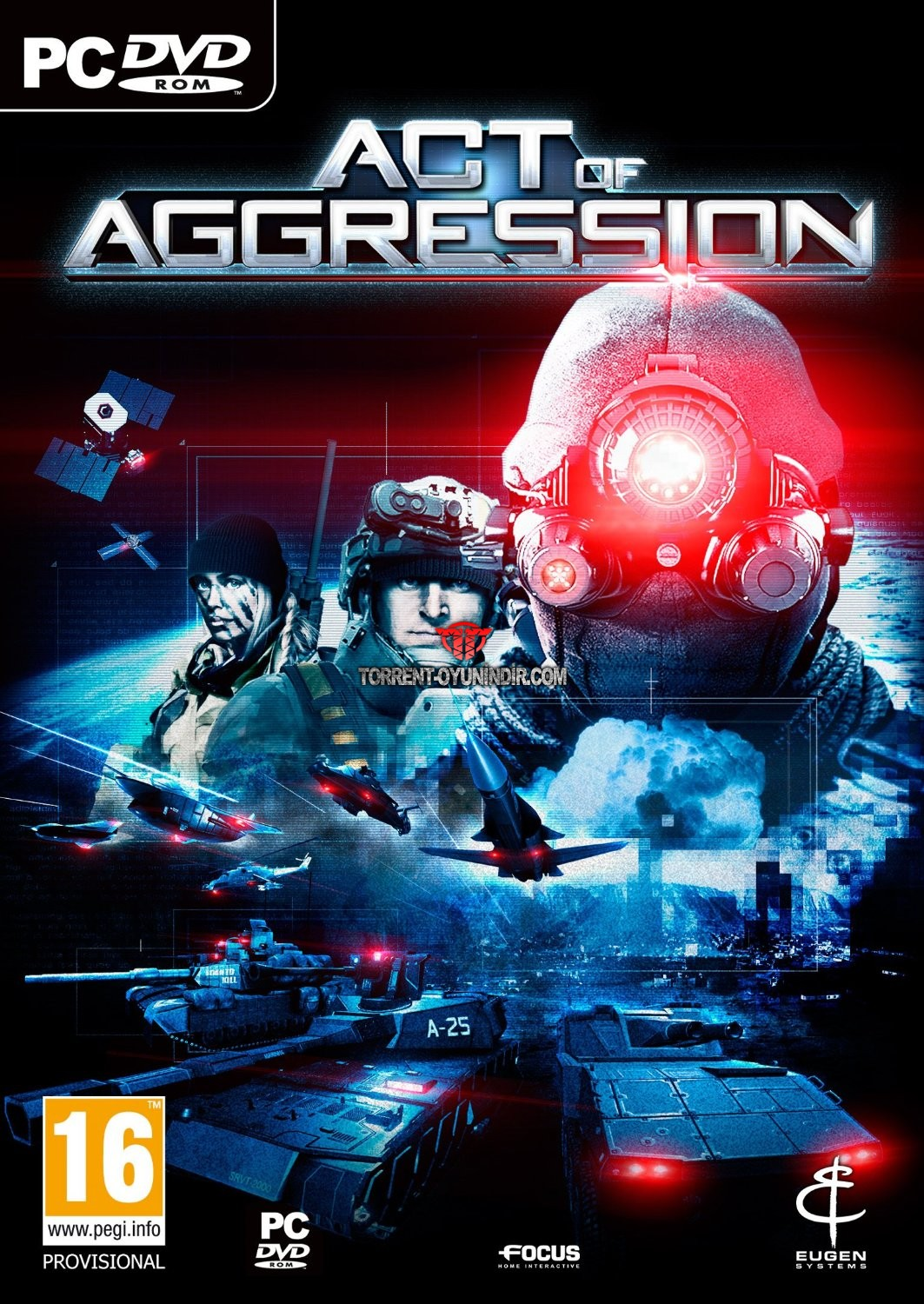 Act of Aggression indir
