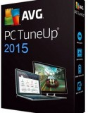 AVG PC TuneUp 2015 Final Crack Key indir