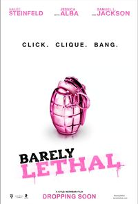 Barely Lethal 2015 1080p indir