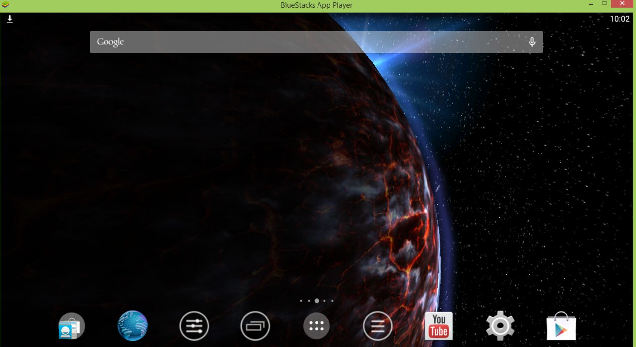 BlueStacks Rooted download