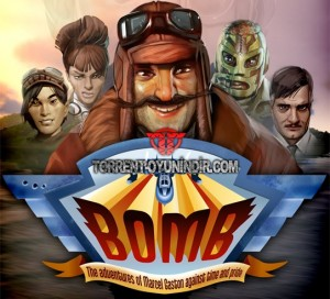 BOMB Who let the dogfight