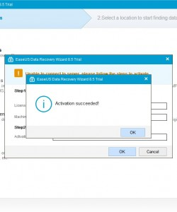 EaseUS Data Recovery Wizard 8.5 Unlimited Multi Keygen