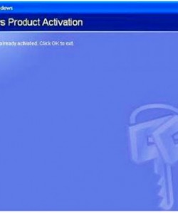 Genuine Activator for Windows XP Vista and Win 7