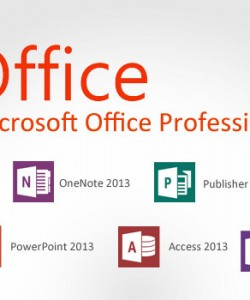 Microsoft Office Professional Plus 2013 – 64 Bit