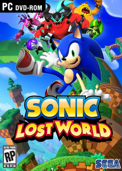 Sonic Lost World indir