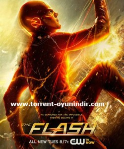 The Flash 1.Sezon 4 Bölüm indir
