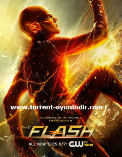 The-Flash-torrent-indir