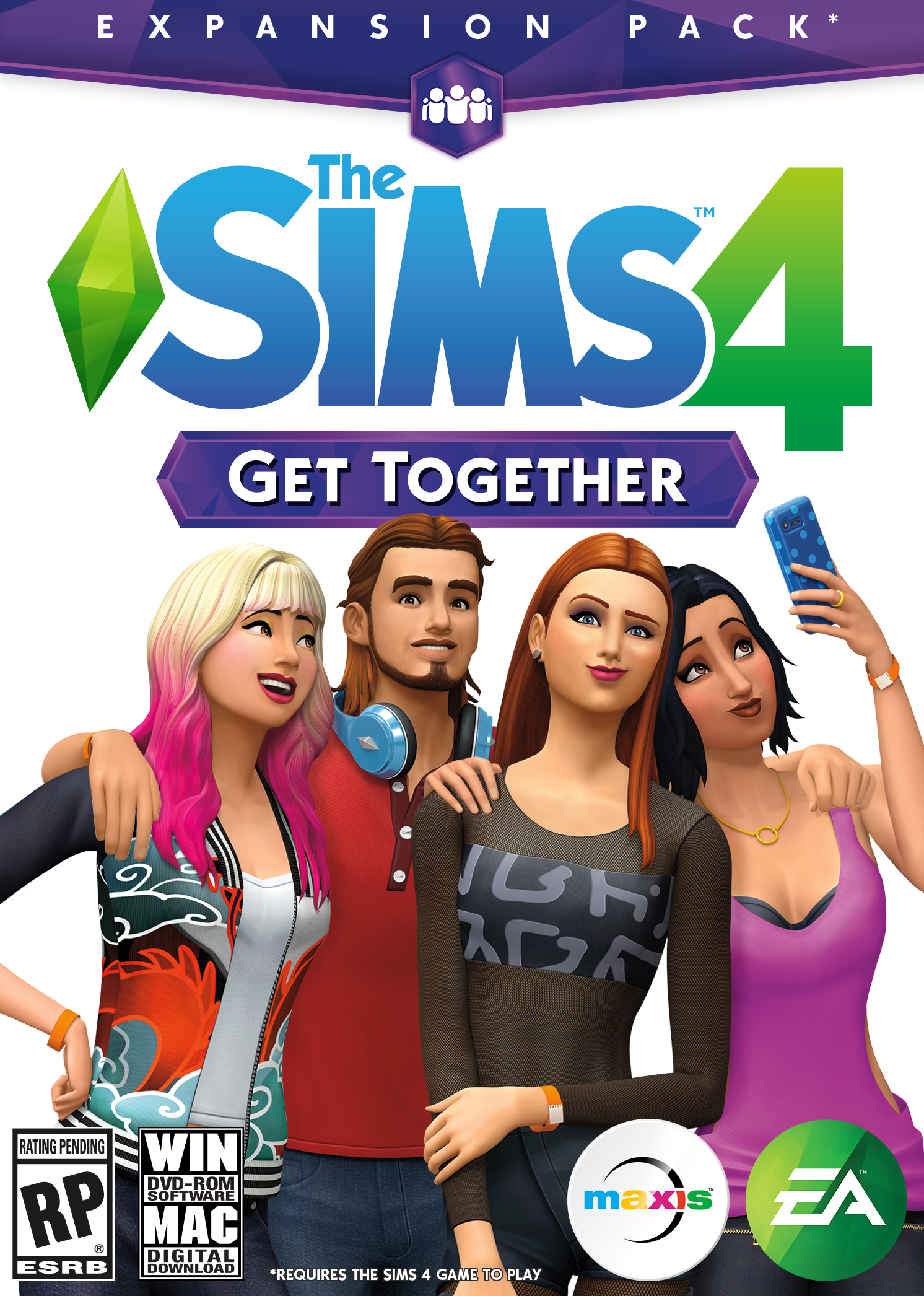 The Sims 4 Get Together indir
