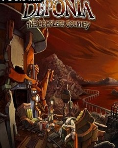 Deponia The Complete Journey pc indir