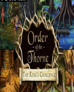 The Order of the Thorne The King's Challenge