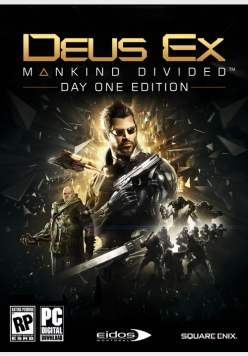 Deus Ex Mankind Divided indir