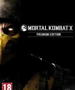 Mortal Kombat X Premium Edition pc indir
