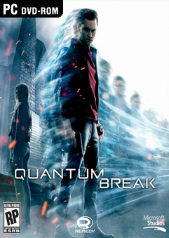 quantum break 2016 PC İNDİR
