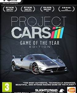 Project CARS Game Of The Year Edition indir