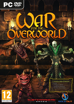 War for the Overworld Heart of Gold indir