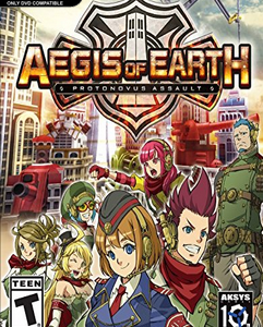 Aegis of Earth Protonovus Assault indir