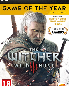 The Witcher 3 Wild Hunt Game of the Year Edition indir
