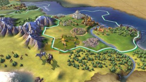 60 turns with Civilization 6_1