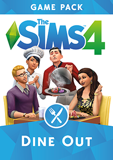 The Sims 4 Dine Out INTERNAL indir