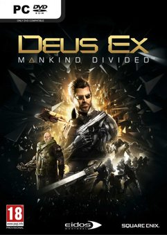 Deus Ex Mankind Divided indir – Full