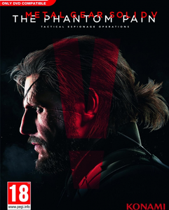 Metal Gear Solid V The Phantom Pain indir – Full