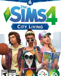 The Sims 4 City Living INTERNAL İndir – Full Türkçe
