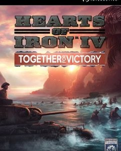 Hearts of Iron IV Together for Victory indir – Full