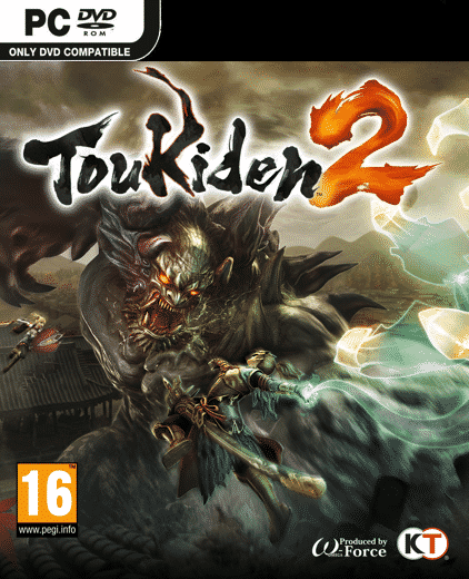 Toukiden 2 dvd pc