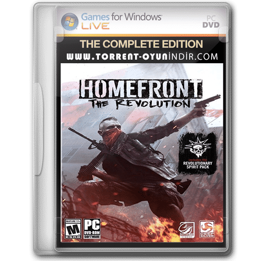 Homefront: The Revolution – Beyond the Walls DLC İndir