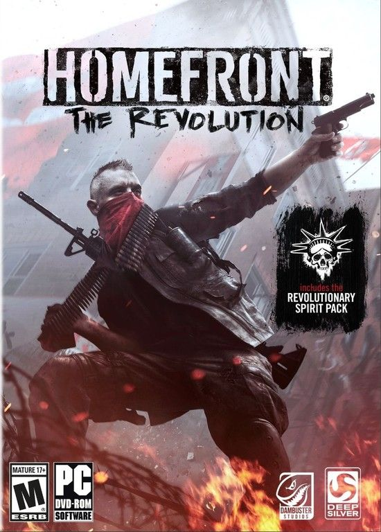 Homefront The Revolution Torrent İndir