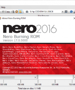 Nero 2016 – 2017 (Nero Burning ROM & Nero Express) Full İndir – Türkçe
