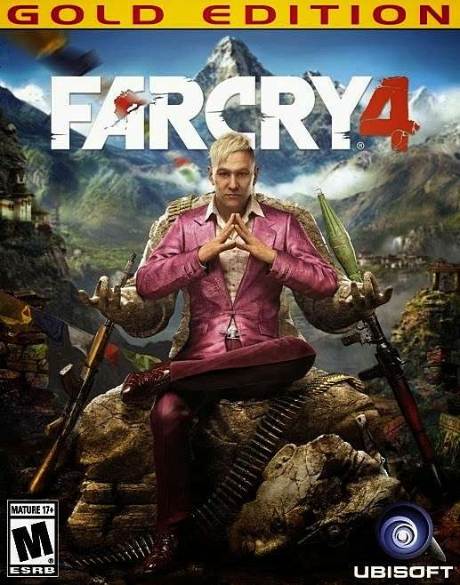 Far Cry 4 Gold Edition Repack İndir