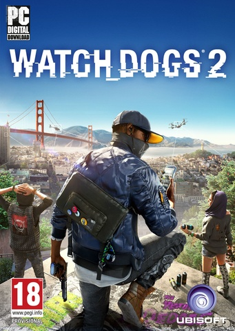 Watch Dogs 2 Digital Deluxe Edition Repack İndir