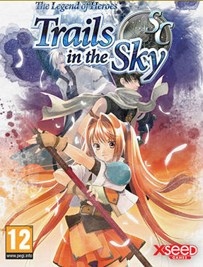 The Legend of Heroes Trails in the Sky the 3rd pc